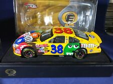 R-8 ELLIOT SADLER #38 M & M's 2003 FORD TAURUS - ACTION ELITE - 1:24 SCALE