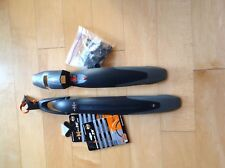 "SKS Shock Blade/X-Blade 29"" Mountain Bike Fender Set, **Slightly Modified**"