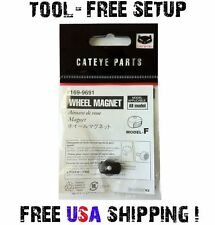 Bike Wheel Magnet Speed Sensor for Bontrager Cat Eye Trek Polar Bicycle Computer