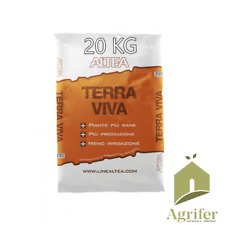 16401 Altea terra Viva sostanza organica e Inoculi micorrizici 20 kg