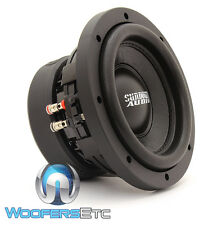 "SUNDOWN AUDIO SA-6.5 SW D2 6.5"" 200W RMS DUAL 2-OHM SUBWOOFER BASS SPEAKER NEW"
