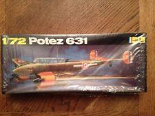 HELLER 1/72 POTEZ 631 BOITE NOIRE N°394