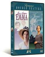 Romance Double Feature: Emma and Jane Eyre - DVD - VERY GOOD
