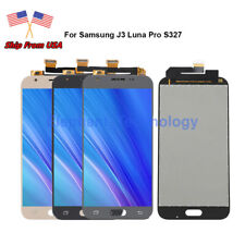 For Samsung Galaxy J3 Luna Pro S327VL J327V J327VPP LCD Display Touch Screen QC