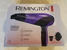 Remington Hair Dryer with Ionic + Ceramic + Tourmaline Technology Purple D3190