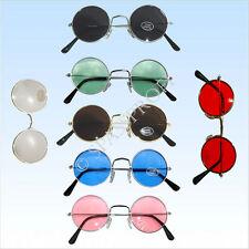 70er Jahre Hippie Brille freie Farbwahl Flower Power Lennon Vintage