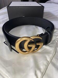 Authentic Gucci Marmont GG Belt Size 85/34