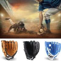 Junior Youth Adult Baseball Glove Softball Gloves Mitts B5C3