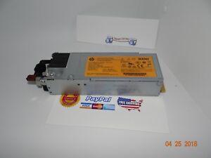 735051-401 / HP 800W F-S 48VDC POWER SUPPLY 735040-001 / HSTNS-PF46