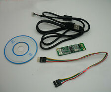 5 Wire Ports USB Controller board kit for Resistive LCD Touch Screen Panel Win7