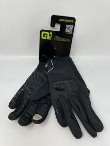 ALE NORDIK Fleece-Lined Touchscreen Friendly Full-Finger Cycling Gloves XLARGE