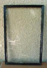 CADRE NAPOLÉON III 37,8 x 24,2 cm. AVEC VERRE ANCIEN