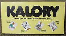 KALORY SEALED 79' BOARD GAME Night Monopoly Health Fitness vegan crossfit yoga