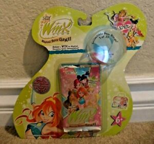 Winx Club Magic Fairy Card Game  w/ Sun Ring  *NEW*