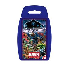Marvel Universe Top Trumps Family Card Game New Sealed