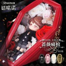 Banpaia Vampire Coffin Itabag Shoulder BagFor Gsc Ob11 1/12Bjd Doll Storage Case
