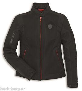 Ducati SPIDI Flow 2 Ladies Tex Jacket Textile Jacket Perforated Lady