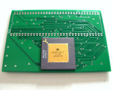 ATARI MEGA ST carte d'extension Motorola 68010 PCB board CPU Upgrade Card