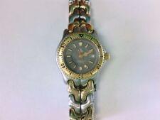 NICE 1990's TAG Heuer Ladies WG1320-2 Professional 200M Stainless Wrist Watch.