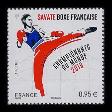 France 2013 - World Savate Boxing Championship Paris Sports - MNH