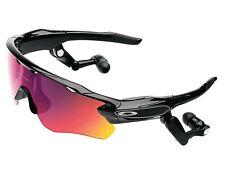Oakley Radar Pace Bundle With Prizm Lens Sport Sunglasses OO9333-01 & BT Earboom