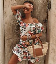 Zimmermann Allia Pintuck Short Dress $850