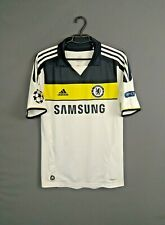 Chelsea Jersey 2011 2012 Third 3rd M Shirt Mens Football Adidas V13404 ig93