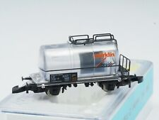 Marklin Z-scale Tank car INSIDER transparent car Sp. Ed.