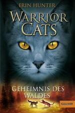 WARRIOR CATS 1 / Band 3: GEHEIMNIS DES WALDES ° Tb ° ° ungelesen ° Erin Hunter