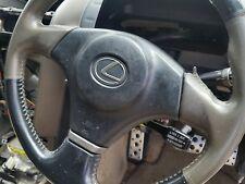 toyota lexus is200 steering wheel