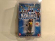 Liga de la Justicia Ilimitado Hawk Chica Figura Metal Colección por Mattel 2004