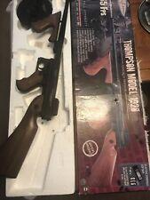 "Cybergun Licensed Thompson ""Chicago Typewriter"" M1928 Pattern Airsoft AEG Rifle"