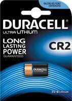 Pila Batteria Duracell CR2 CR17355 EL1CR2 Litio 3 V Lithium Duralock linq