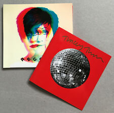 TRACEY THORN * RECORD * 10 TRK CD w/ SIGNED BOOKLET * BN&M! * EBTG * QUEEN