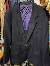Vintage Patagonia Navy Blue Blazer Suit Jacket Sz. 42L