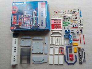 Playmobil Feuerwehr-Hauptquartier 4819