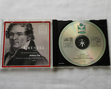 Antony PAY / CRUSELL The clarinet concertos GERMANY CD VIRGIN VC 7 59287-2(1993
