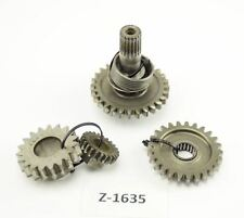 TM Racing 250 Bj.2004 - Kickstarterwelle Zahnräder Ritzel Nebengetriebe