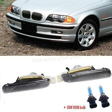 2x For 1999-2001 BMW 3 Series E46 4Door Fog Lights Driving Lamps Assy 12v 55w