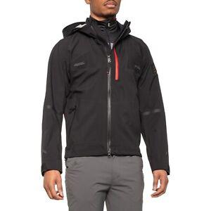 Bogner Fire + Ice Seran Soft Shell  Waterproof Jacket (For Men).Large.Black.NWT