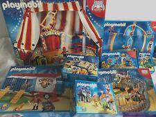 MEGASET Playmobil Zirkus 4230/4231/4232/4233/4235/4236/4237/4238