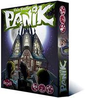 Jeu de société : Panik - Neuf - Alain Rivollet 2-4 joueurs - 8 ans et +