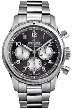 Brand New Breitling Navitimer 8 B01 Chronograph 43 Men's Watch - AB0117131B1A1