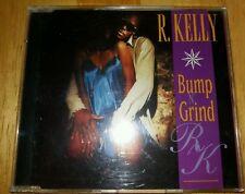 R KELLY  ---  BUMP N GRIND  --   RARE REMIX R&B  CD