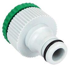 """Hahnanschluss, Wasserhahn Adapter, 1/2"""" mit SI-Adapter für den Gartenschlauch"""
