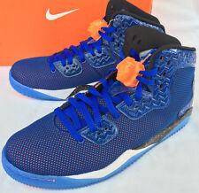Nike Air Jordan Spike Forty 40 PE Knicks 807541-405 Basketball Shoes Men's 9.5