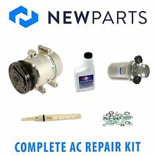 For Chevrolet Corvette 97-99 Complete AC A/C Repair Kit w/ Compressor & Clutch