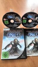 STAR WARS FORCE UNLEASHED ULTIMATE SITH EDITION   PC SPIEL