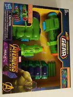 Marvel Avengers Infinity War HULK Nerf Assembler Gear - BRAND NEW!!!