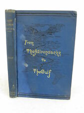 Dr. Chas. A. Neide  THE CANOE AURORA Forest & Stream Publishing Co.  c.1885